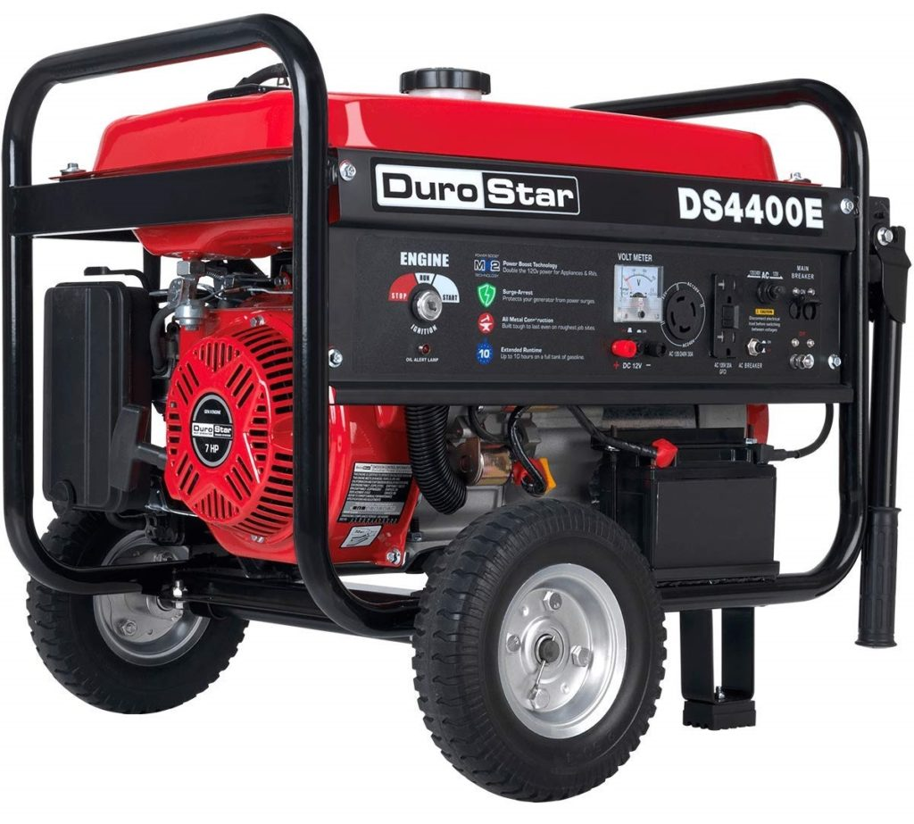 Durostar DS4400E 3500 Watt Home Generator