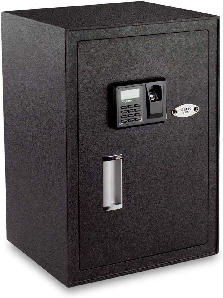 Viking Security VS-50BLX Home Safe