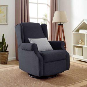Classic Brands Glider Swivel Rocker Chair