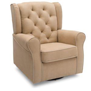 Delta Children Emerson Upholstered Glider Chair