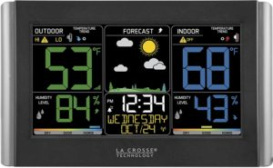 La Crosse Technology Wireless Forecast Station