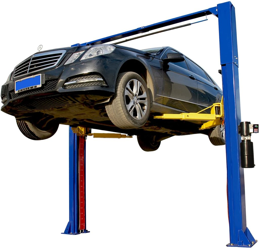 APlusLift HW-10KOH Car Lift For Home Garage