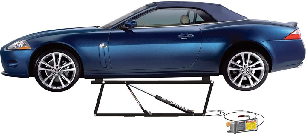 QuickJack Car Lift For Garage