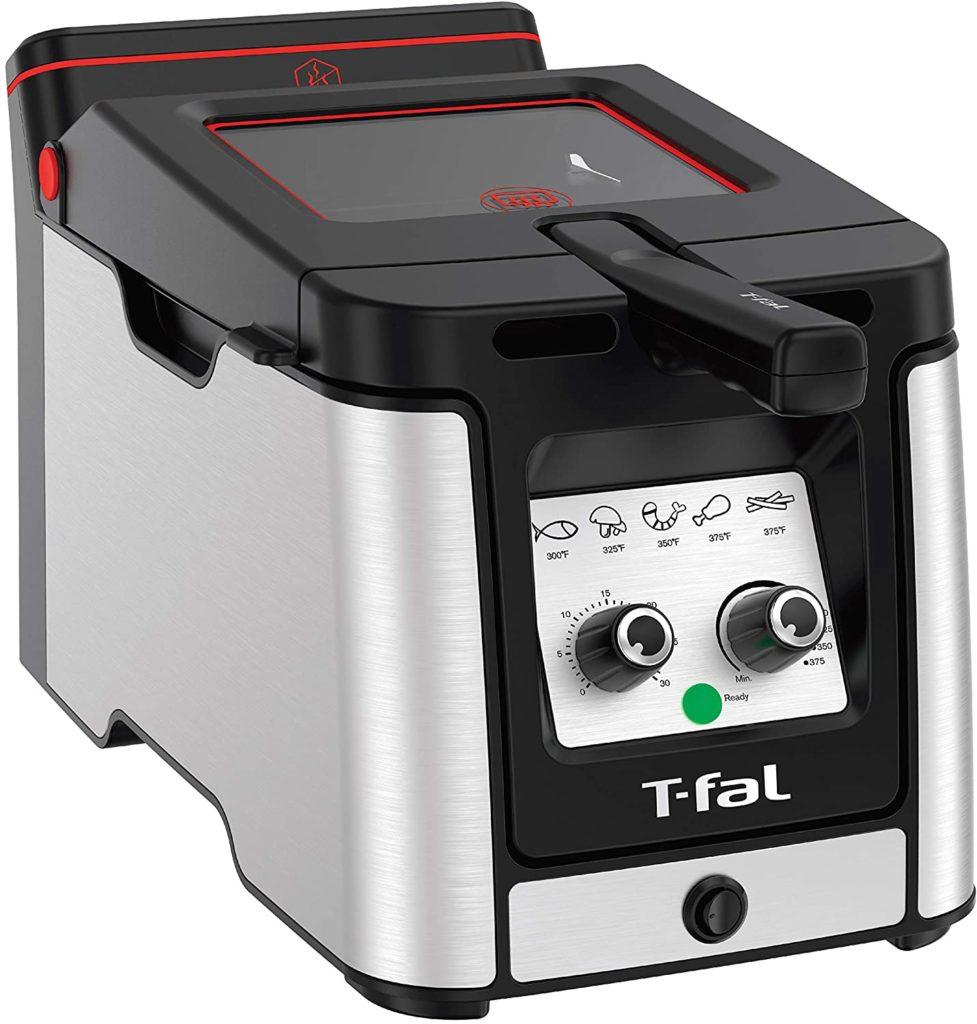 T-fal Stainless Steel lean Deep Fryer