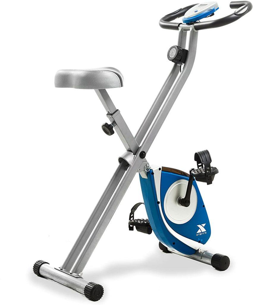 XTERRA Folding Exercise Bike