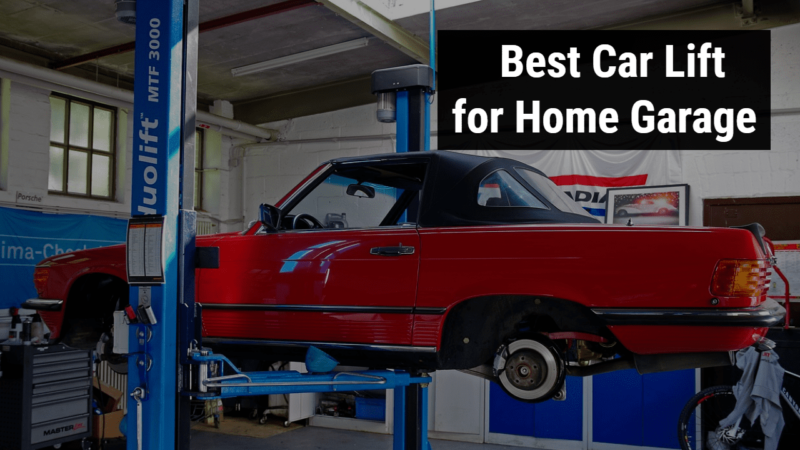 Best 7 Car Lift for Home Garage in 2020 | Reviews