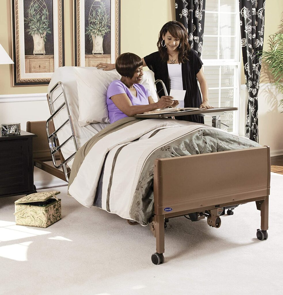 Invacare Electric Hospital Bed for Home